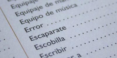Kursy hiszpańskiego